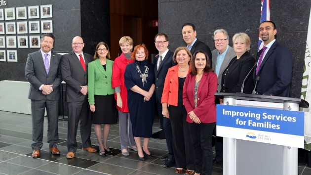 surrey new hospital announcement