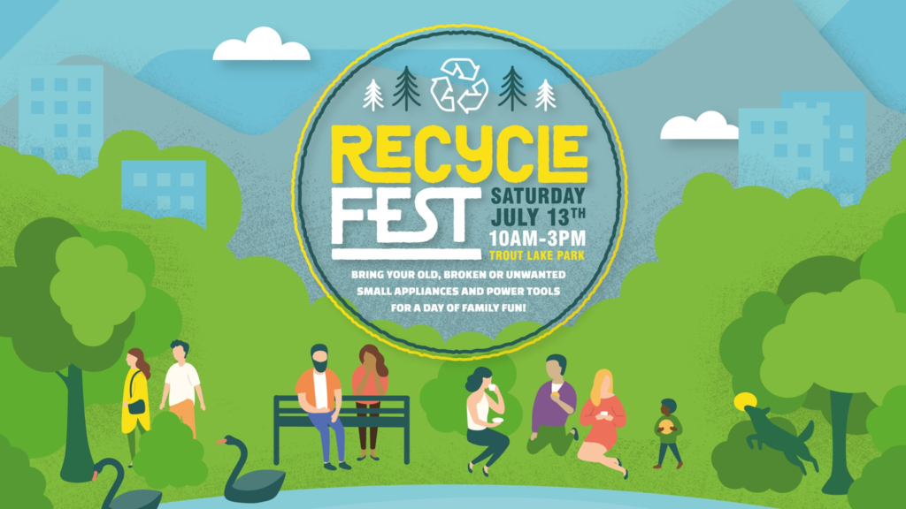 recyclefest 2019